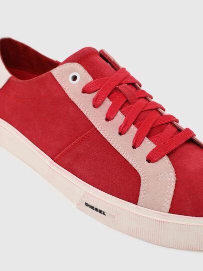 Diesel - S-MYDORI LC, Rojo - Sneakers - Image 5
