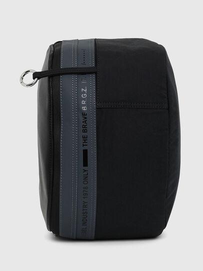 Diesel - FELTRE BIG, Black/Blue - Belt bags - Image 1