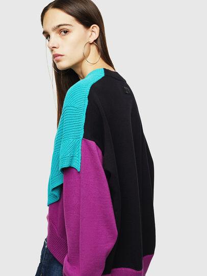 Diesel - M-NEXY, Multicolor - Sweaters - Image 3