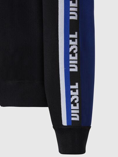 Diesel - K-RUSH, Black - Sweaters - Image 4