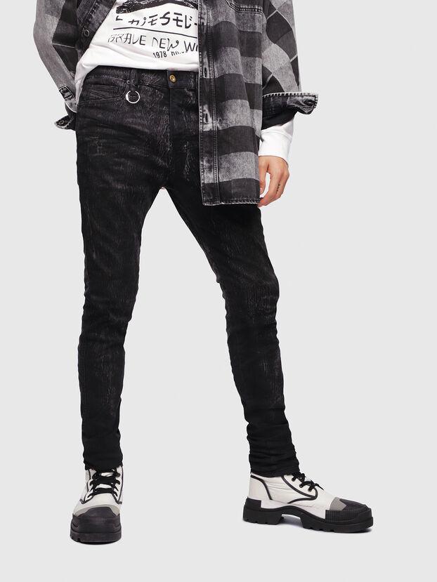 D-Istort 069DE, Black/Dark Grey - Jeans