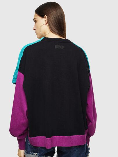 Diesel - M-NEXY, Multicolor - Sweaters - Image 2