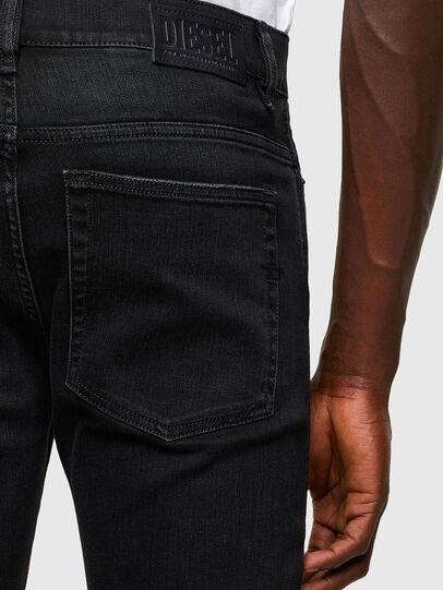 Diesel - D-Amny Skinny Jeans 084ZN, Black/Dark Grey - Jeans - Image 4