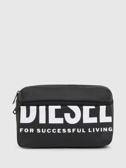 Diesel - F-BOLD BELTBAG, Black - Belt bags - Image 1
