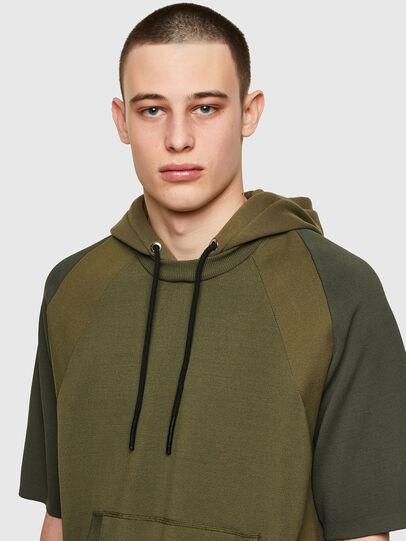 Diesel - K-MILKY, Military Green - Sweaters - Image 3