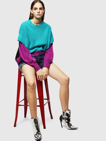 Diesel - M-NEXY, Multicolor - Sweaters - Image 6