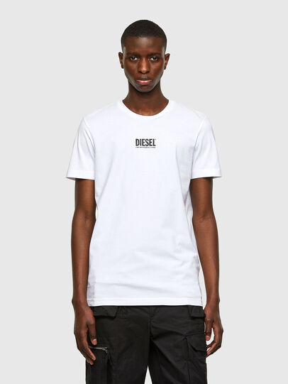Diesel - T-DIEGOS-SMALLOGO,  - T-Shirts - Image 1