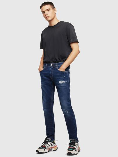 Diesel - Thommer 083AY, Dark Blue - Jeans - Image 5