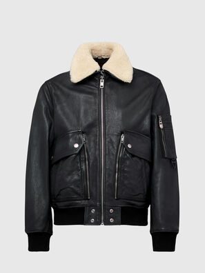 L-STEPHEN, Black - Leather jackets