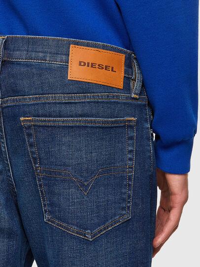 Diesel - D-Mihtry 009NN, Dark Blue - Jeans - Image 4