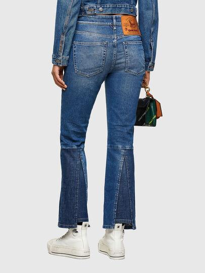 Diesel - D-Earlie Bootcut Jeans 009NP, Medium Blue - Jeans - Image 2