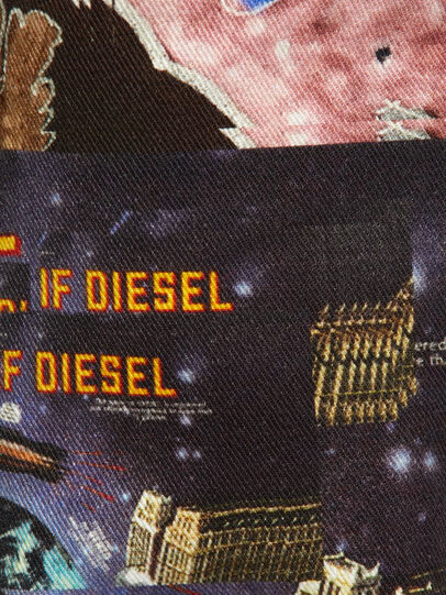 Diesel - D-Kras Slim Jeans 009VB, Multicolor - Jeans - Image 4