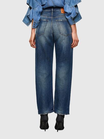 Diesel - D-Reggy Straight Jeans 009UD, Dark Blue - Jeans - Image 2
