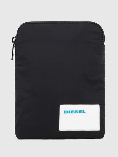 Diesel - F-DISCOVER CROSS, Dark Blue - Crossbody Bags - Image 1