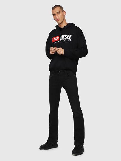 Diesel - Zatiny C69AC, Black/Dark Grey - Jeans - Image 4