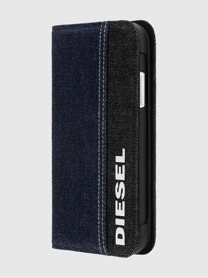 Diesel - DIPH-039-DENVL, Blue Jeans - Flip covers - Image 2