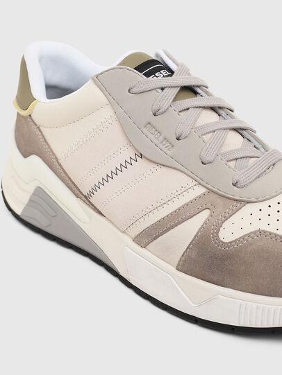 Diesel - S-BRENTHA FLOW, Dirty White - Sneakers - Image 4