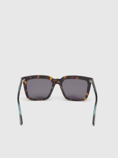 Diesel - DL0284, Multicolor - Sunglasses - Image 4