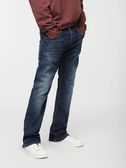 Diesel - Zatiny C84XV, Dark Blue - Jeans - Image 1