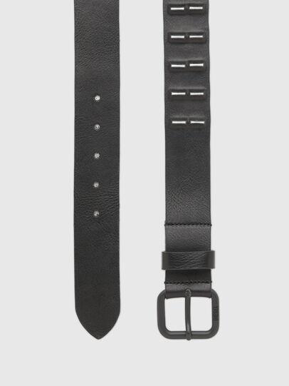 Diesel - B-NEA, Negro - Cinturones - Image 3