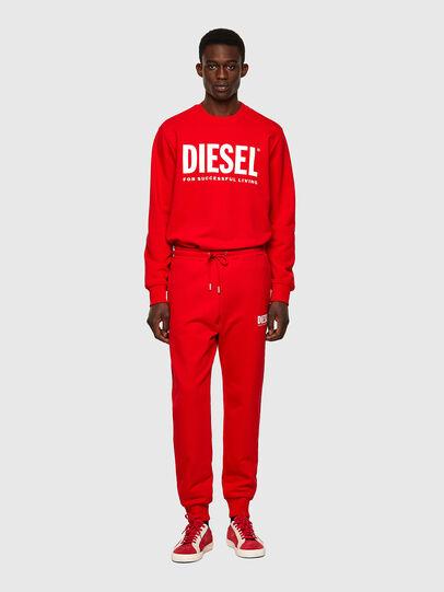 Diesel - S-MYDORI LC, Rojo - Sneakers - Image 6