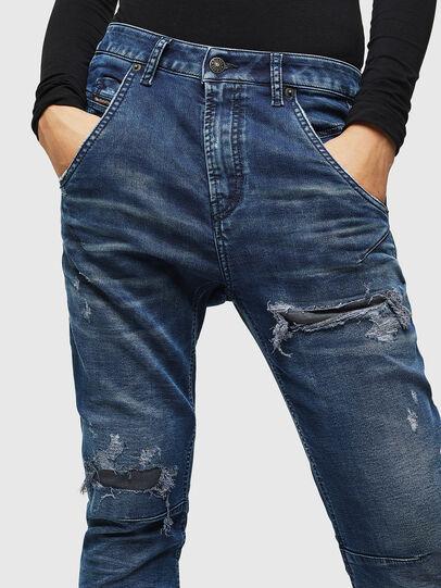 Diesel - Fayza JoggJeans 069JE, Dark Blue - Jeans - Image 3