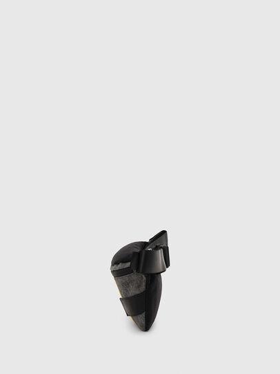Diesel - FELTRE, Black/Yellow - Belt bags - Image 3