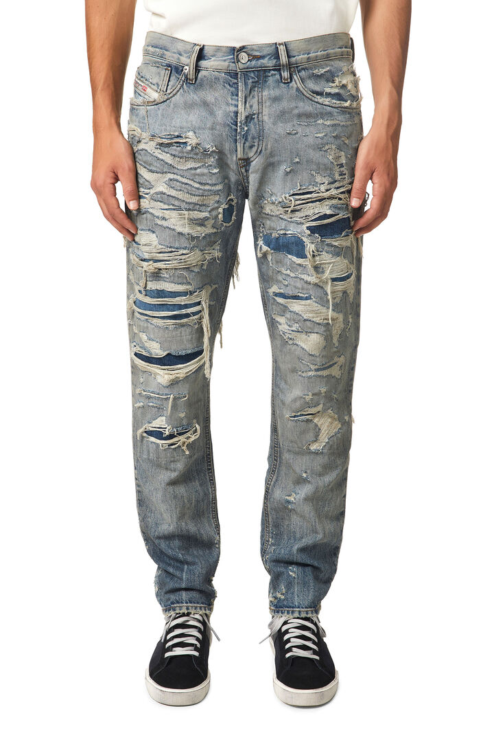 D-Fining Tapered Jeans 09B57,