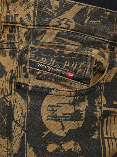 Diesel - D-Strukt Slim Jeans 009GB, Brown - Jeans - Image 3