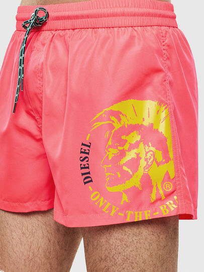 Diesel - BMBX-SANDY 2.017, Pink - Swim shorts - Image 4