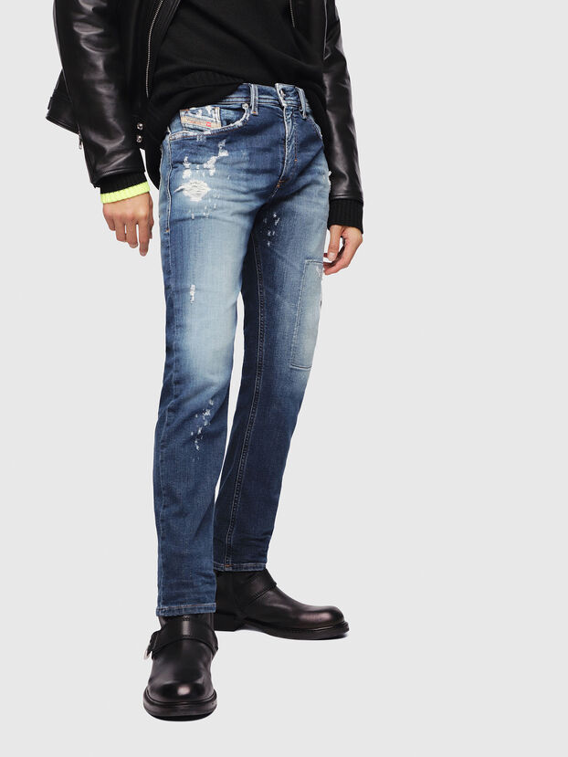 Thommer JoggJeans 087AK, Dark Blue - Jeans