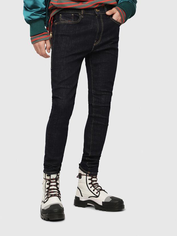 D-Amny 089AC, Dark Blue - Jeans
