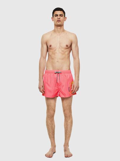 Diesel - BMBX-SANDY 2.017, Pink - Swim shorts - Image 1