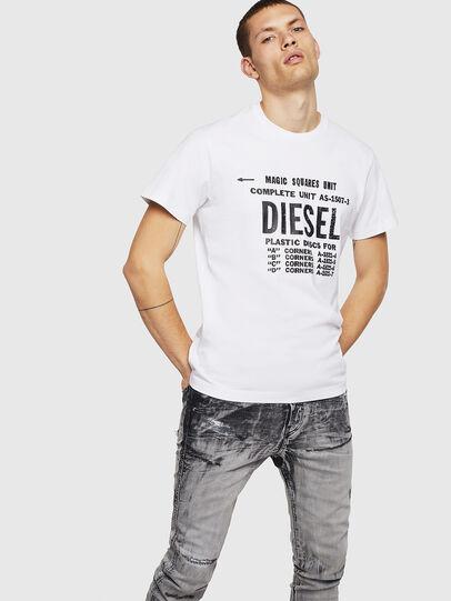 Diesel - T-DIEGO-B6,  - T-Shirts - Image 4