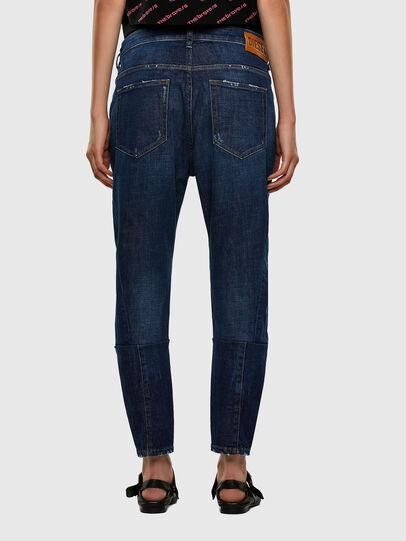 Diesel - Fayza 0F9ET, Dark Blue - Jeans - Image 2