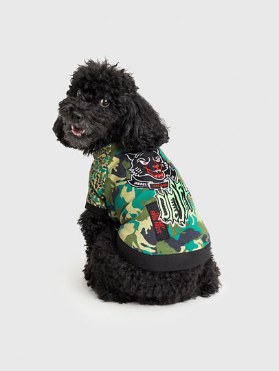 Diesel - PET-WOLF-CMF, Green Camouflage - Other Accessories - Image 2