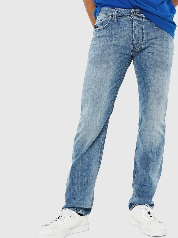 Larkee 081AL, Light Blue - Jeans