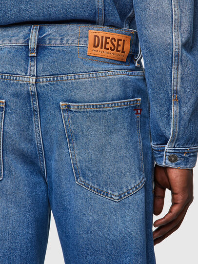 Diesel - D-Macs 009MG, Medium Blue - Jeans - Image 3
