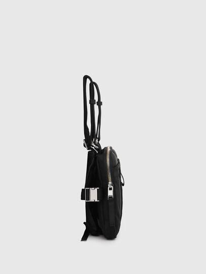 Diesel - DRESSLEK WF, Black - Crossbody Bags - Image 3