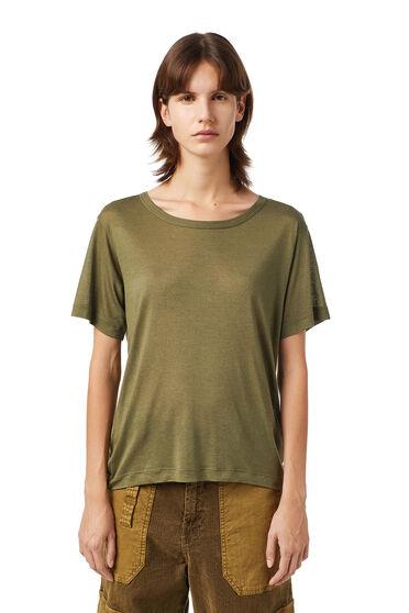 Camiseta cuadrada Green Label