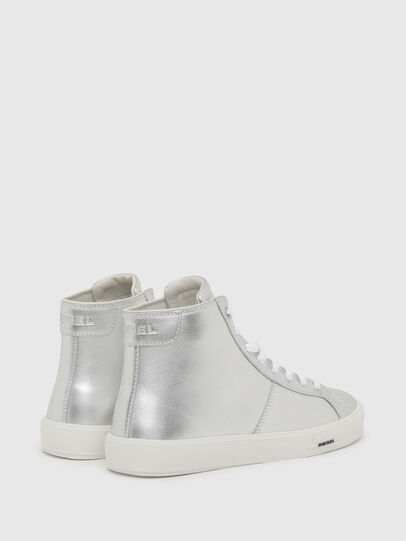 Diesel - S-MYDORI MC W, Plata - Sneakers - Image 3