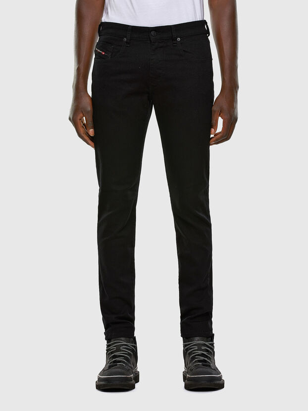 D-Strukt 0688H, Black/Dark Grey - Jeans