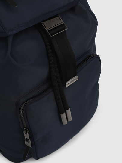 Diesel - RIESE, Dark Blue - Backpacks - Image 6