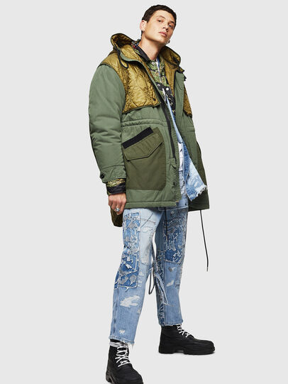 Diesel - W-KOVIK,  - Winter Jackets - Image 6