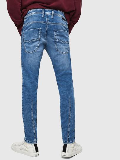 Diesel - Krooley JoggJeans 069IH, Light Blue - Jeans - Image 2