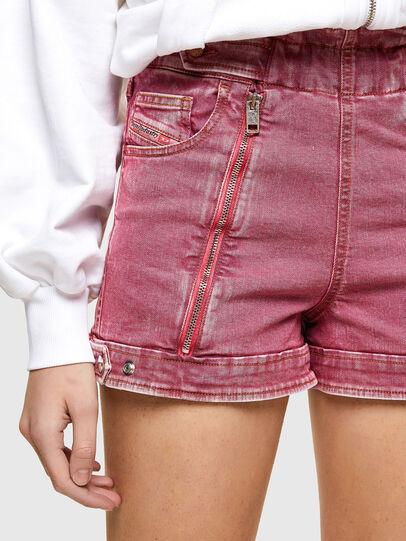 Diesel - DE-KUNAP-SP1, Pink - Shorts - Image 3