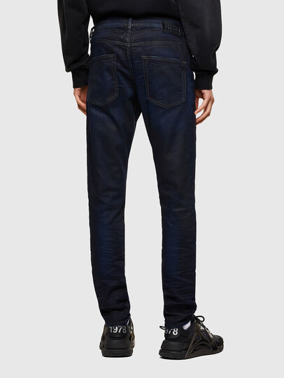 Diesel - D-Strukt Slim JoggJeans® 069RW, Dark Blue - Jeans - Image 2