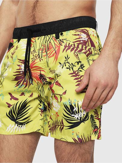 Diesel - BMBX-WAYKEEKI 2.017, Yellow Fluo - Swim shorts - Image 3
