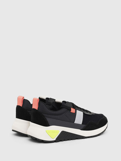 Diesel - S-KB LOW RUN, Black - Sneakers - Image 3