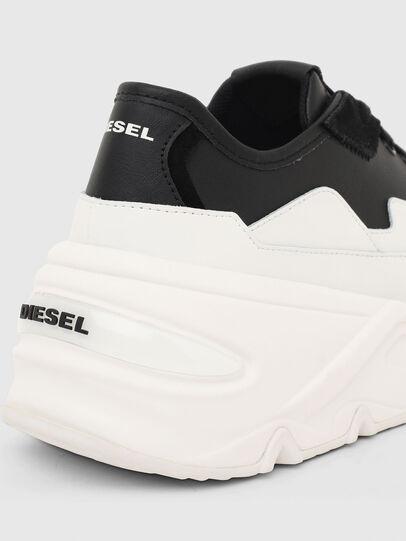 Diesel - S-HERBY LC, White/Black - Sneakers - Image 4